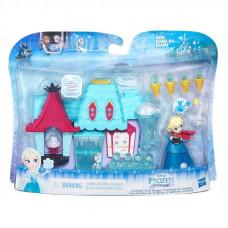 Disney Frozen Маленькая кукла  «Эльза и магазин сладостей Эренделла» B5195