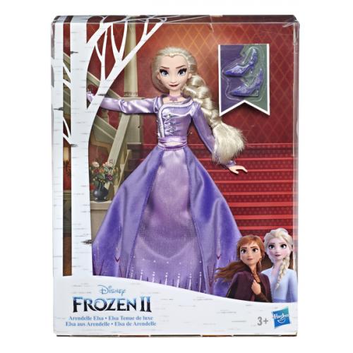 Disney Frozen FRZ Кукла Холодное Сердце 2 в делюкс  ELSA  E5499/E6844