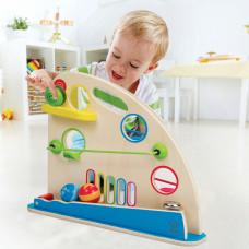HAPE Развивающая игрушка - Перегоны, E0430
