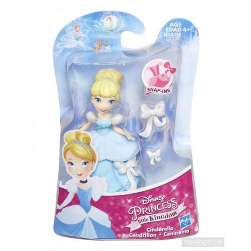 Disney Princess Маленькая кукла принцесса Золушка B5321/ B5324