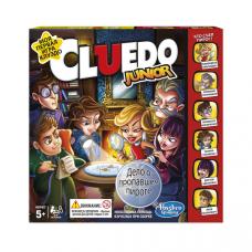 Hasbro GAMES Игра настольная Клуэдо Джуниор C1293