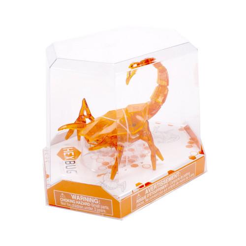 Нано-робот HEXBUG Scorpion 409-6592 оранжевый
