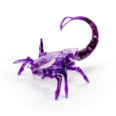 Нано-робот HEXBUG Scorpion 409-6592 фиолетовый