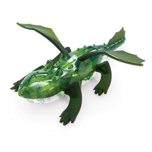 Нано-робот HEXBUG Dragon Single на ИК управлении 409-6847 зеленый