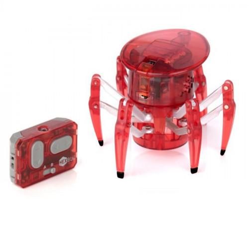 Нано-робот Hexbug Spider на ИК управлении 451-1652 красный