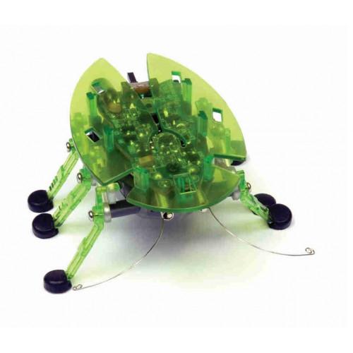 Нано-робот HEXBUG Beetle 477-2865 зеленый