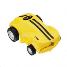HOBBY LEADER Машинка в шаре Rapid Monster желтая