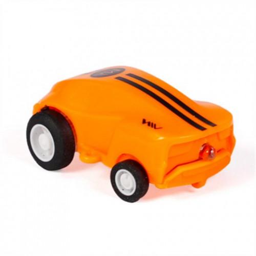 HOBBY LEADER Машинка в шаре Rapid Monster оранжевая