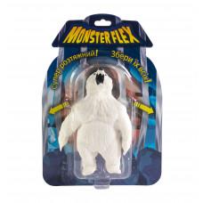 """MonsterFlex  Игрушка растягивающаяся '""""Полярный медведь""""  90005"""
