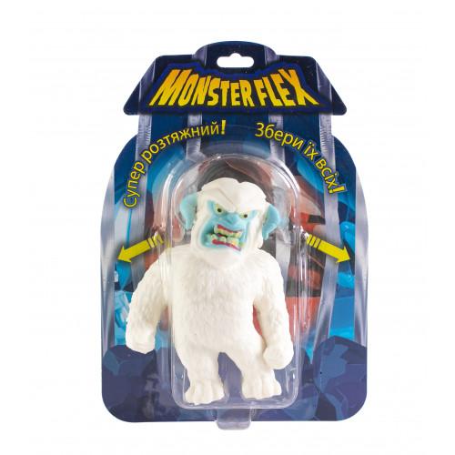 "MonsterFlex  Игрушка растягивающаяся ""Йети""  90007"