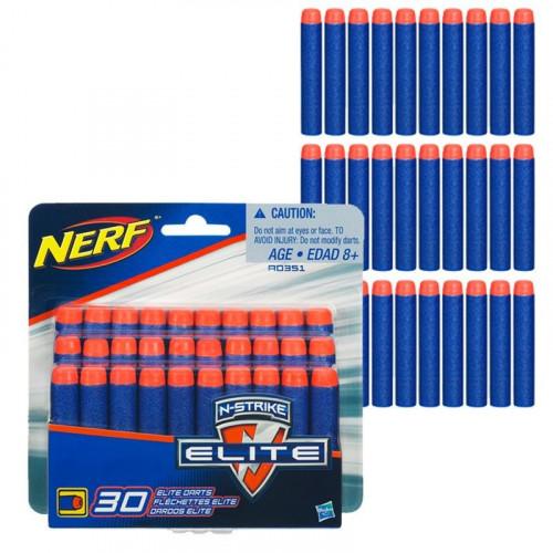 NERF Комплект из 30 стрел для бластеров A0351