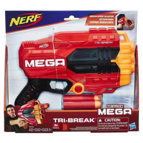 NERF NERF Бластер Мега Три-брейк E0103