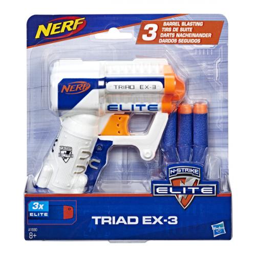 NERF Бластер Элит Триад Hasbro Nerf (A1690)
