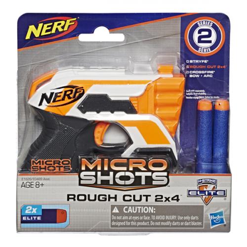 NERF Игрушка бластер Микрошот  E0489/E1626