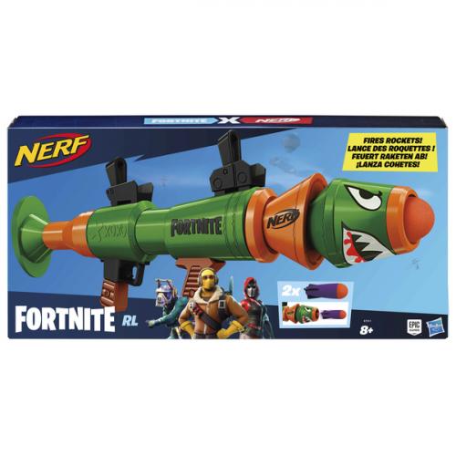 NERF Бластер Фортнайт РЛ E7511