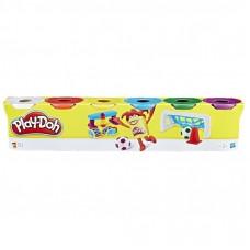 Hasbro Play-Doh Набор из 6 баночек C3898
