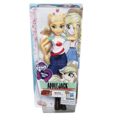 Hasbro MLP EG Игрушка кукла Девочки Эквестрии E0348/E0665  APPLEJACK