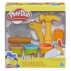 Hasbro Play-PD Игровой набор Плей-До Сад или Инструменты E3342