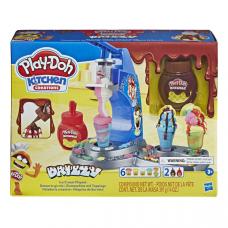 Hasbro PD Набор игровой Плей-До Мороженое с глазурью  E6688