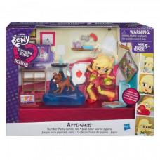 "Equestria Girls Мини-кукла эквестрии  ""AppleJack"" Equestria girls B6040\B4910"