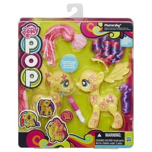 My Little Pony Пони Pop 13см «Fluttershy» B0376