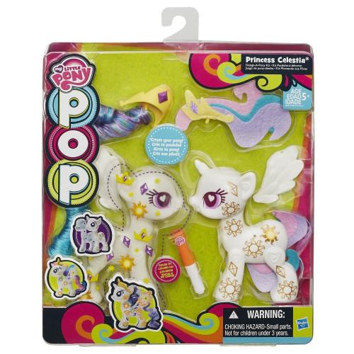 My Little Pony Pop 13 см «Princess Celestia» B0377