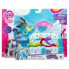 My Little Pony Серия Мейнхеттен «Rainbow Dash Cloudominium» B8074