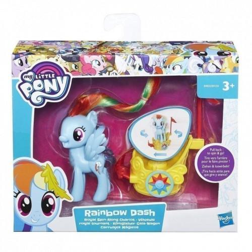 My Little Pony Пони в карете «Rainbow Dash» B9835