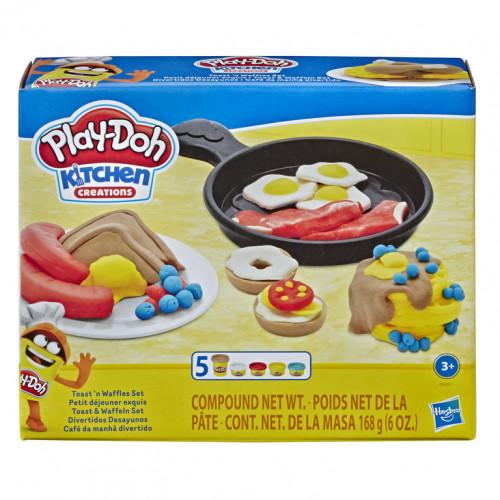 Hasbro PD Набор игровой Плей-До Кухонные принадлежности E7253/E7274