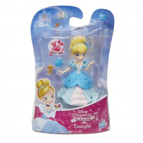 Disney Princess Маленькая кукла принцесса Золушка B8934