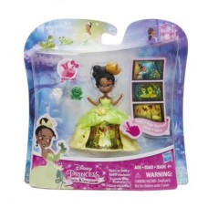 Disney Princess Принцесса Тиана в платье с волшебной юбкой B8963