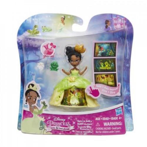 Disney Princess Принцесса Тиана в платье с волшебной юбкой B8962/B8963