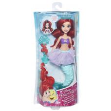 Disney Princess Кукла Принцесса для игры с водой Ариель  B5302/(B5303)