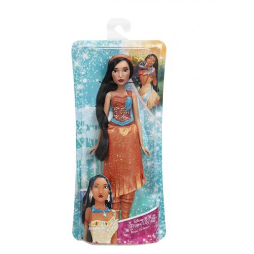 Disney Princess Кукла Принцесса Дисней Покахонтас E4022/E4165
