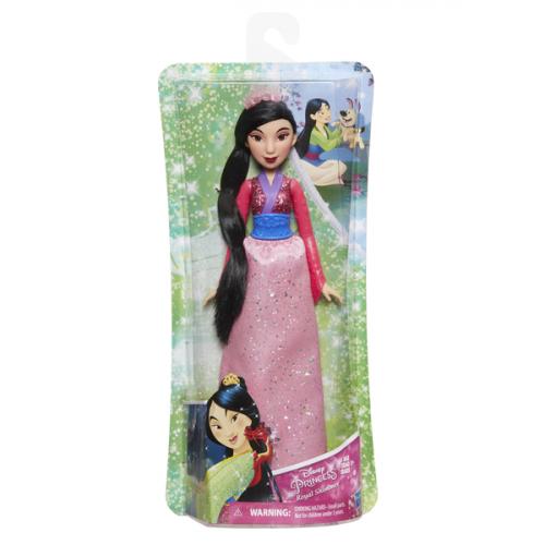 Disney Princess Кукла Принцесса Дисней Мулан E4022/E4167
