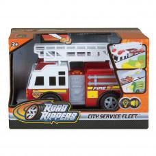Игровая автомодель - Пожарная машина (световые и звуковые эффекты), 20021