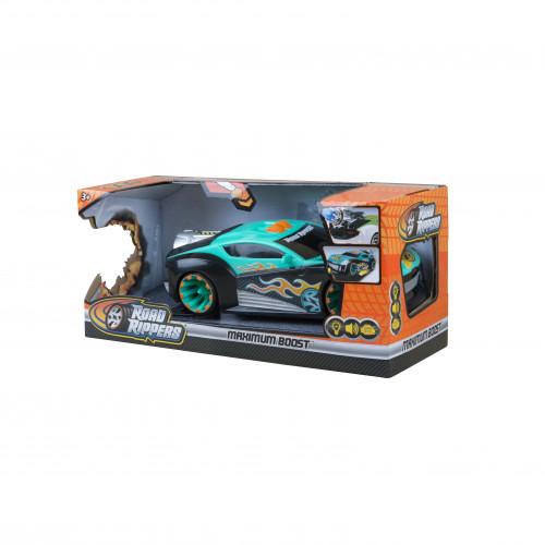 Игровая автомодель - Burnout Blue (движение, световые и звуковые эффекты)  20051