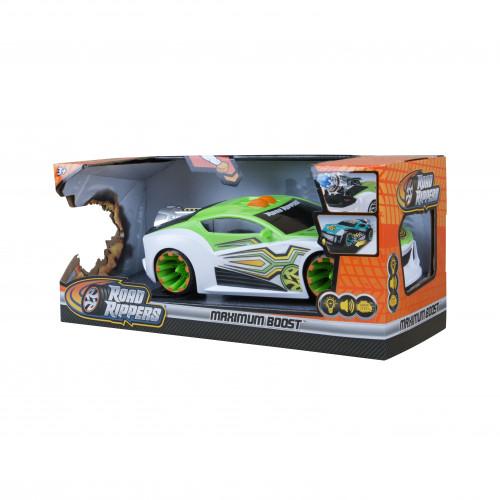Игровая автомодель - Green Chill (движение, световые и звуковые эффекты), 20052