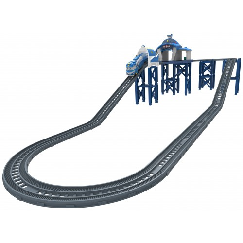 Игровой набор - Станция Кея Robot Trains  80170