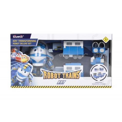 Robot Trains Трансформер Кей 80177