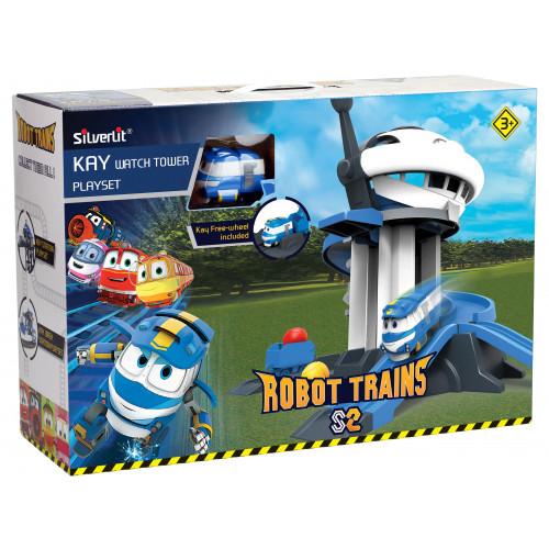 Набор Robot Trains - Дозорная башня 80189