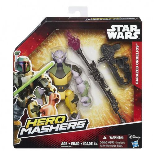Star Wars Разборная фигурка с оружием вселенной «Звёздные Войны» Garazeb Orrelios B3666/B3668