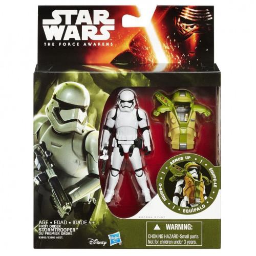 Star Wars Фигурка вселенной «Звёздные Войны» с броней 9.5 см Stormtrooper B3892