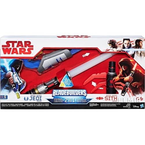 """Star Wars SW Световой меч """"Выбери свой путь"""" вселенной Эпизод 8  С1412"""