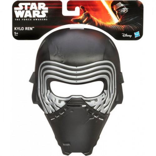 """SW Маска героя вселенной """"Звездные Войны"""" SW E8 KYLO REN C1557/C1563"""