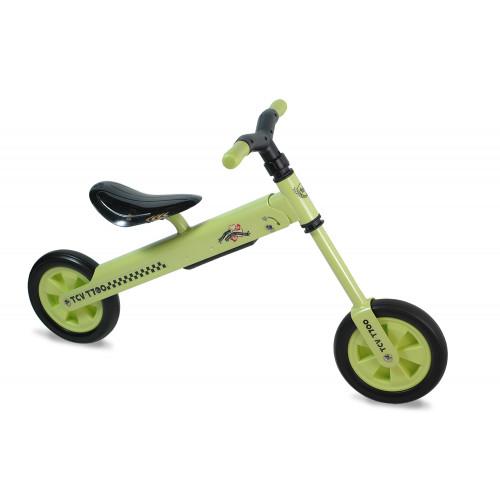 TCV Складной велобег (зеленый) T700 (G)