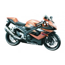 Модель мотоцикла Maisto 31101-1 Suzuki GSX-R1000 2006г. 31101