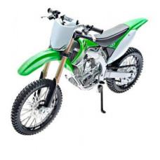 Модель мотоцикла Maisto 31101-16 Kawasaki KX 450F 31101