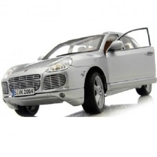 Автомодель Maisto (1:18) Porsche Cayenne Exclusive Turbo серебристый 31113 silver