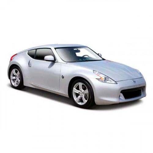 Автомодель Maisto (1:24) 2009 Nissan 370Z серебристый 31200 silver